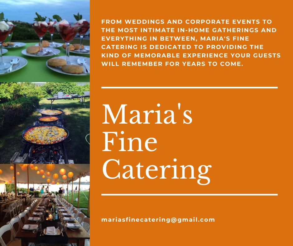 Maria's Fine Catering v3