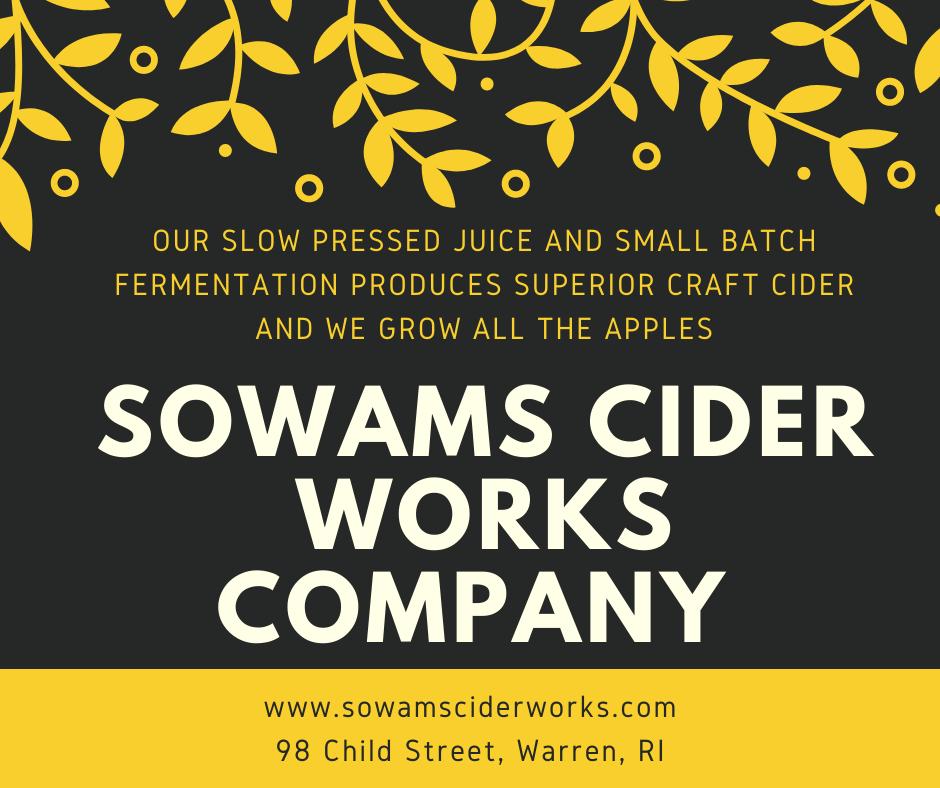 Sowams Cider Works